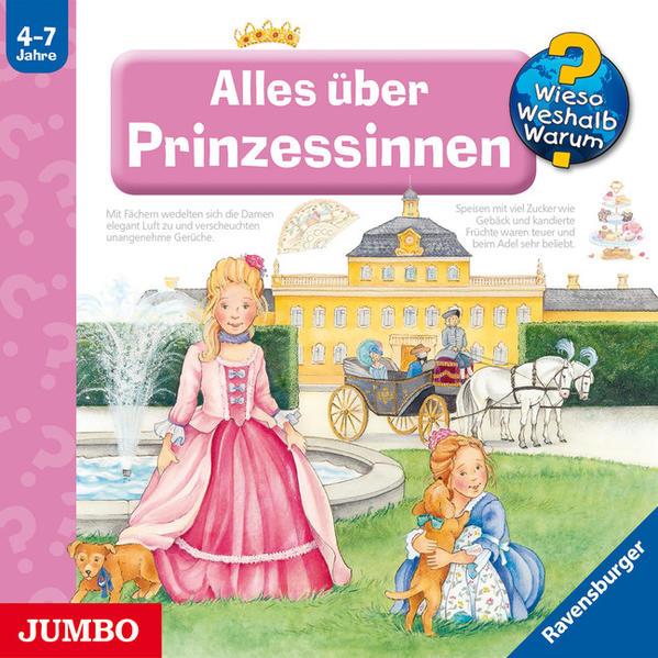 Alles über Prinzessinnen - Coverbild