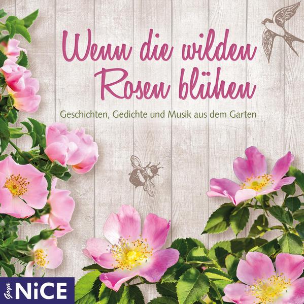 Wenn die wilden Rosen blühen - Coverbild