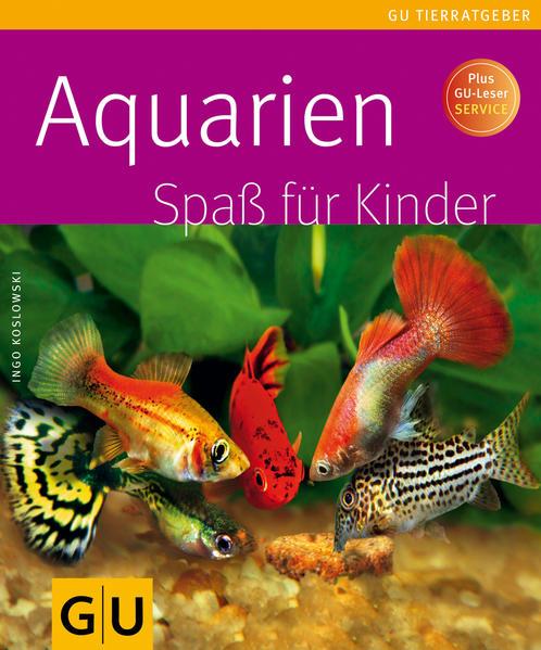 Aquarien Spaß für Kinder - Coverbild