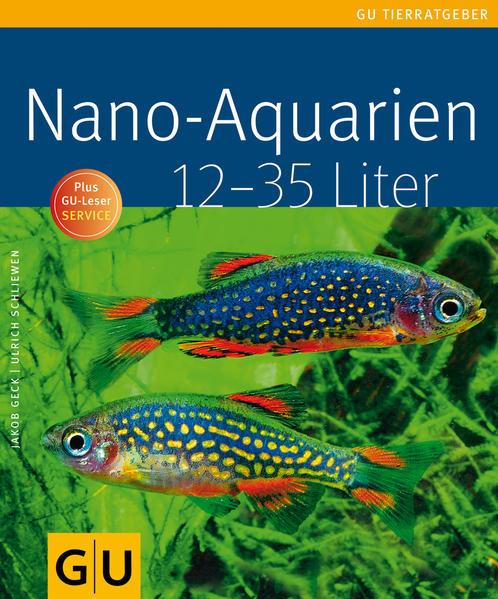 Kostenloses PDF-Buch Nano-Aquarien von 12 bis 35 Liter