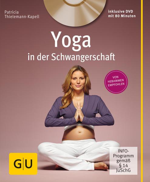 Yoga in der Schwangerschaft  (+ DVD) - Coverbild
