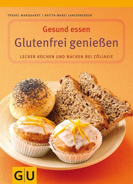 Glutenfrei genießen - Coverbild