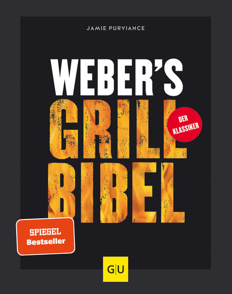 Weber's Grillbibel - Coverbild