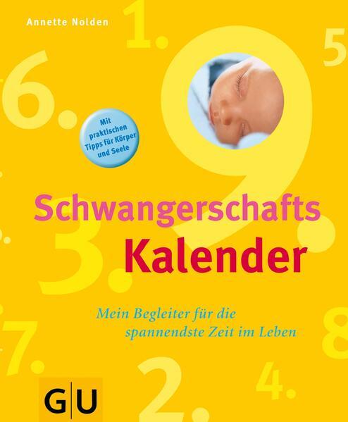 Schwangerschaftskalender - Coverbild