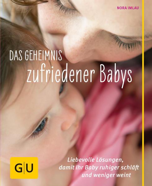 Das Geheimnis zufriedener Babys - Coverbild