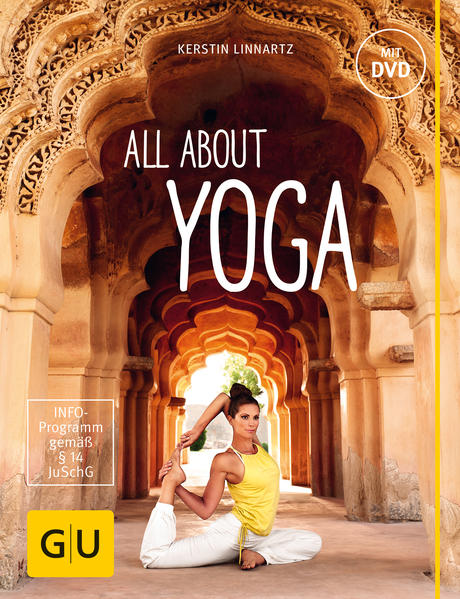 All about Yoga (mit DVD) - Coverbild
