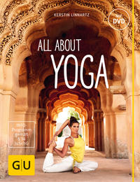 All about Yoga (mit DVD) Cover