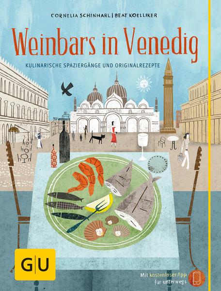 Weinbars in Venedig - Coverbild