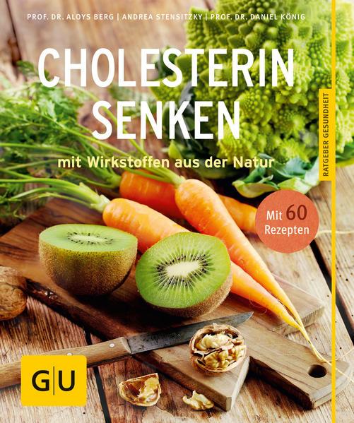 Cholesterin senken - Coverbild