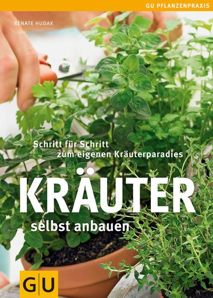 Kräuter selbst anbauen - Coverbild