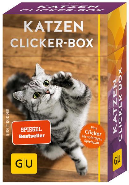 Katzen-Clicker-Box - Coverbild