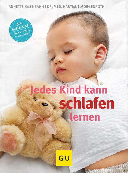 Jedes Kind kann schlafen lernen - Coverbild