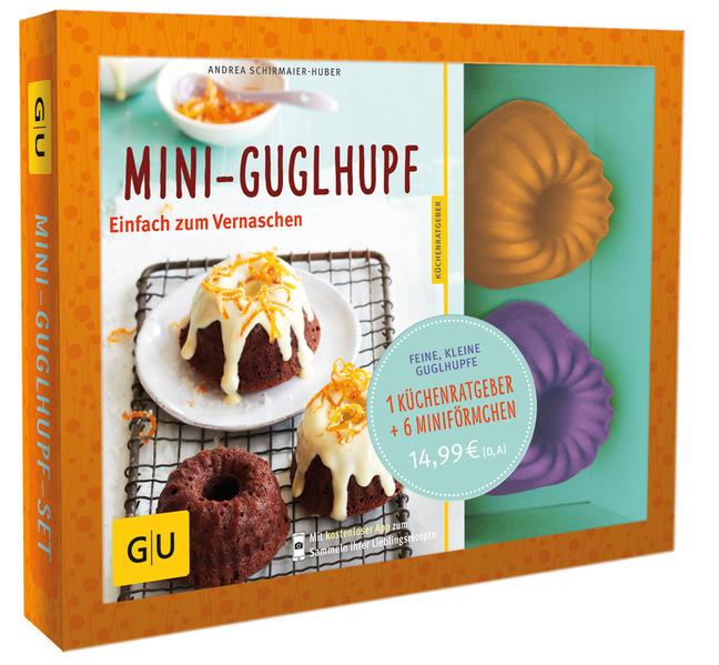 Mini-Guglhupf-Set - Coverbild