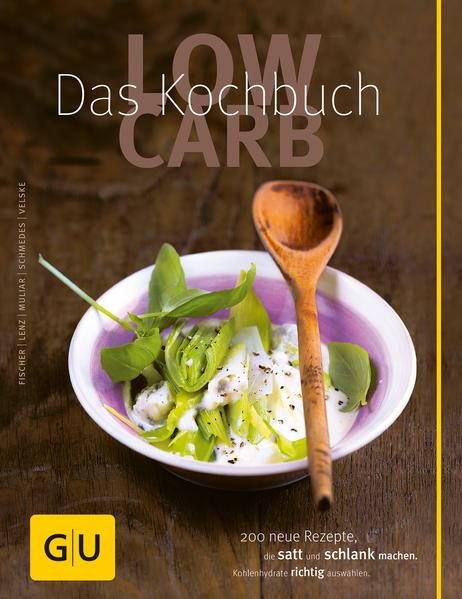 Low Carb - Das Kochbuch - Coverbild