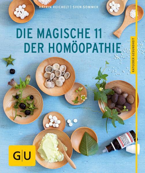 Die magische 11 der Homöopathie - Coverbild