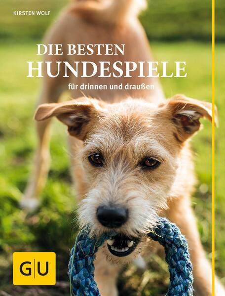 Die besten Hundespiele - Coverbild