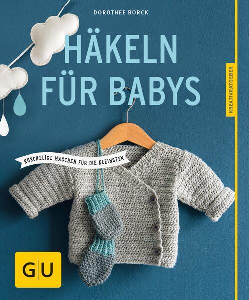 Häkeln für Babys - Coverbild