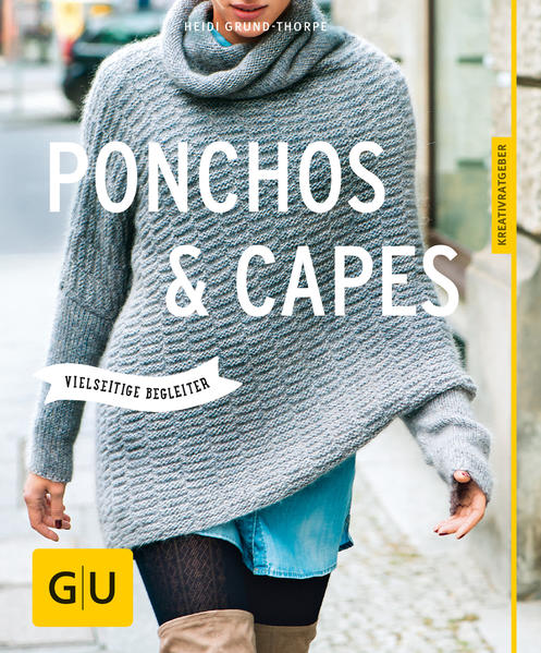 Ponchos und Capes stricken PDF Download