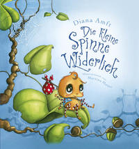 Die kleine Spinne Widerlich - Mini-Ausgabe Cover