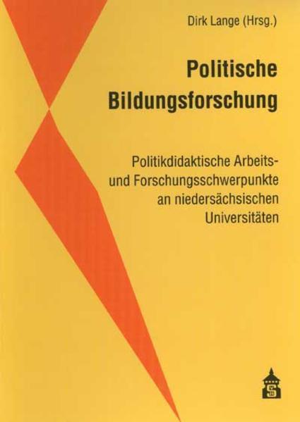 Politische Bildungsforschung - Coverbild