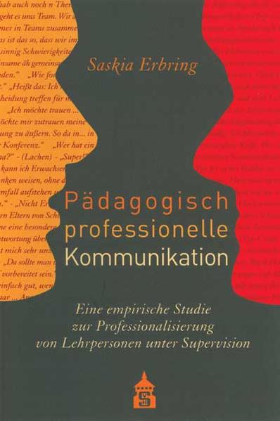 Pädagogisch professionelle Kommunikation - Coverbild