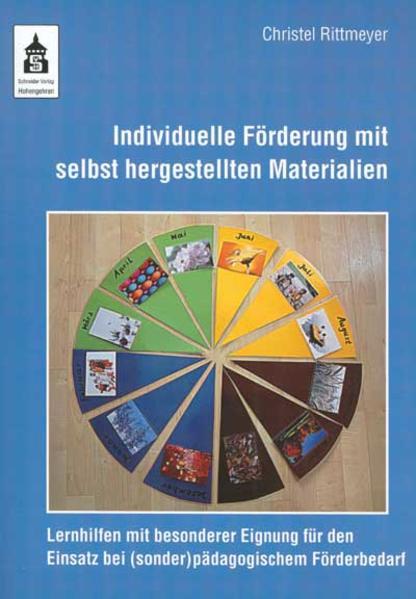 Individuelle Förderung mit selbst hergestellten Materialien - Coverbild