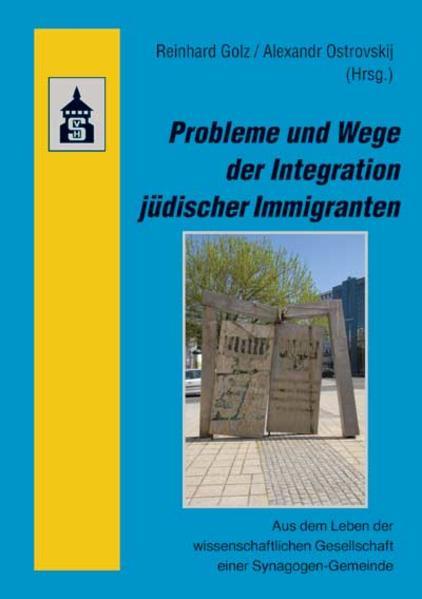 Probleme und Wege der Integration jüdischer Immigranten - Coverbild