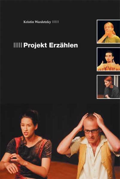 Projekt Erzählen - Coverbild
