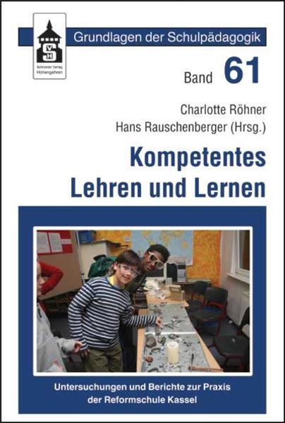 Kompetenzen Lehren und Lernen - Coverbild