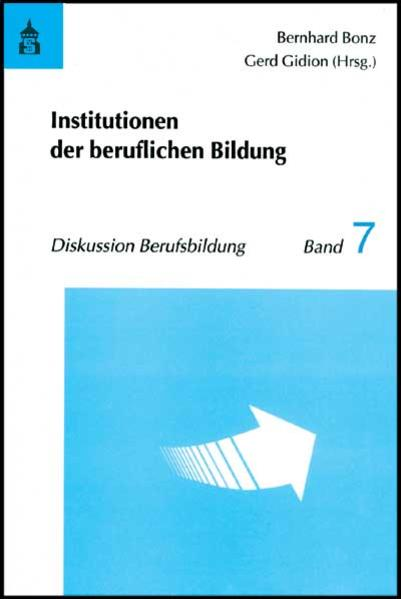 Institutionen der beruflichen Bildung - Coverbild