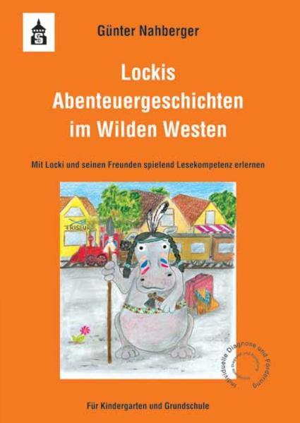 Lockis Abenteuergeschichten im Wilden Westen - Coverbild