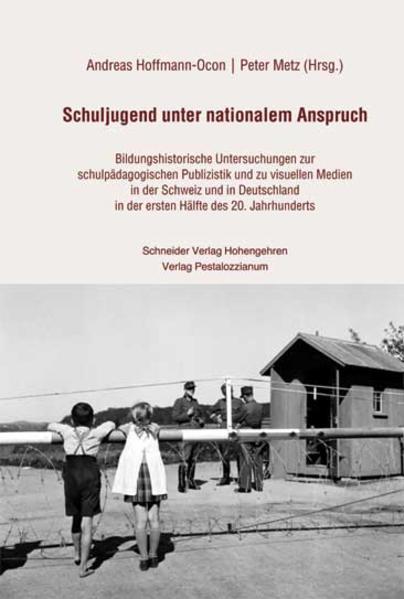 Schuljugend unter nationalem Anspruch - Coverbild