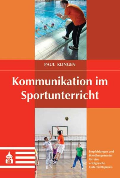 Kommunikation im Sportunterricht - Coverbild