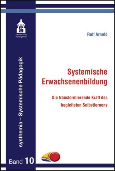 Systemische Erwachsenenbildung - Coverbild