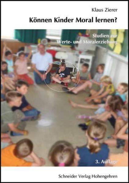 Können Kinder Moral lernen? - Coverbild