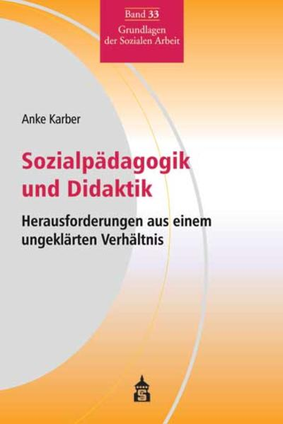 Sozialpädagogik und Didaktik - Coverbild