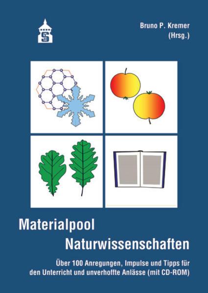 Materialpool Naturwissenschaften - Coverbild