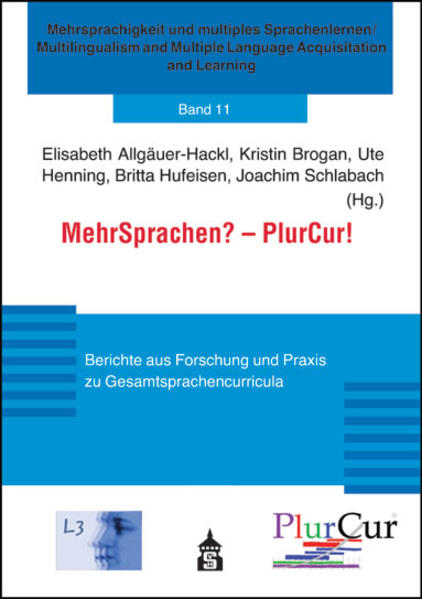 Mehr Sprachen? - PlurCur! - Coverbild