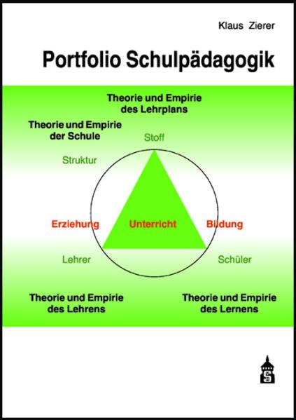 Portfolio Schulpädagogik - Coverbild