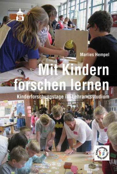 Mit Kindern forschen lernen - Coverbild