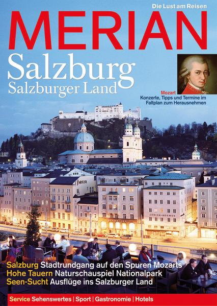 MERIAN Salzburg und Salzburger Land Epub Herunterladen