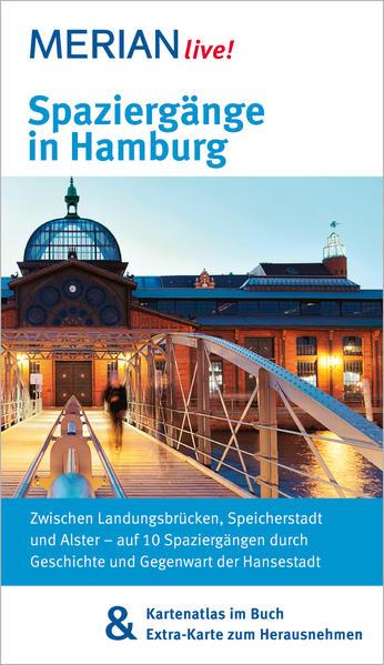 Spaziergänge in Hamburg 2: Von der Hammaburg zur Stadt - Coverbild