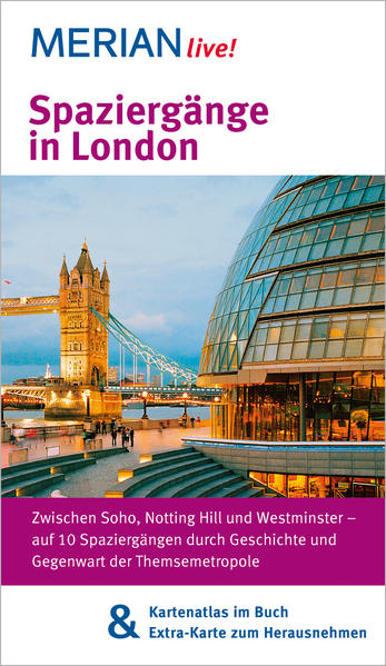 Spaziergänge in London 4: Über die Themse zum Tower - Coverbild