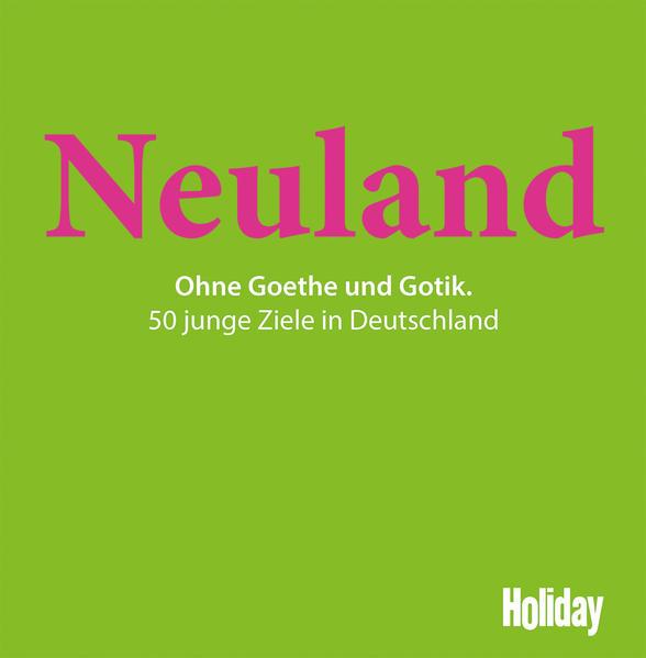 Neuland - Coverbild
