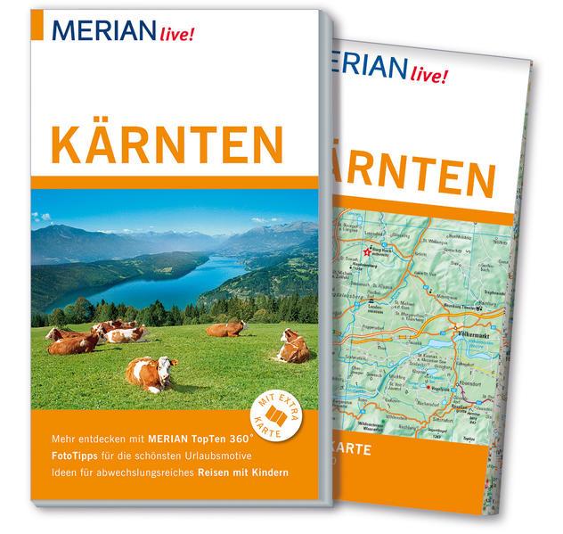 Kostenloser Download MERIAN live! Reiseführer Kärnten PDF
