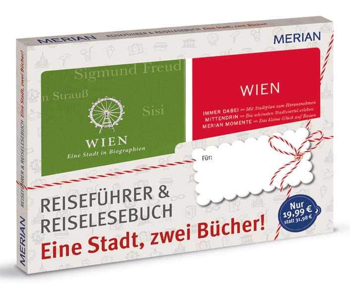 MERIAN Wien: eine Stadt, zwei Bücher Epub Kostenloser Download