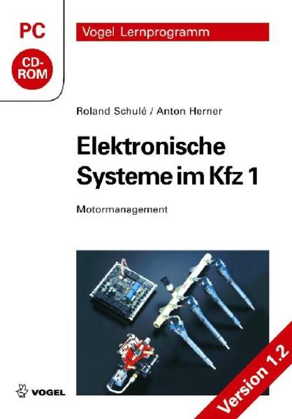 Elektronische Systeme im Kfz 1 - Coverbild