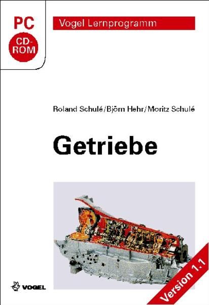 Getriebe - Coverbild