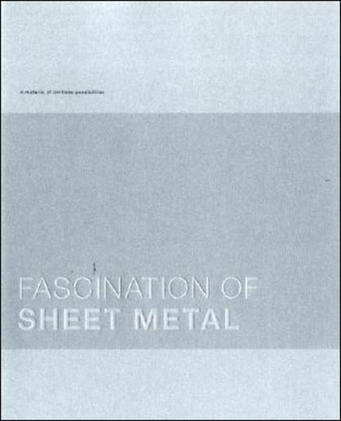 Fascination of Sheet Metal - Coverbild