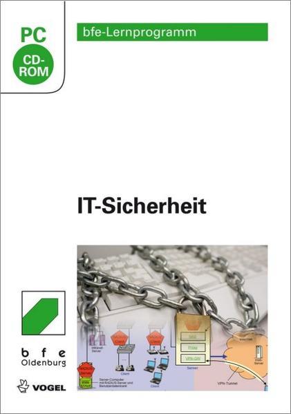 IT-Sicherheit - Coverbild